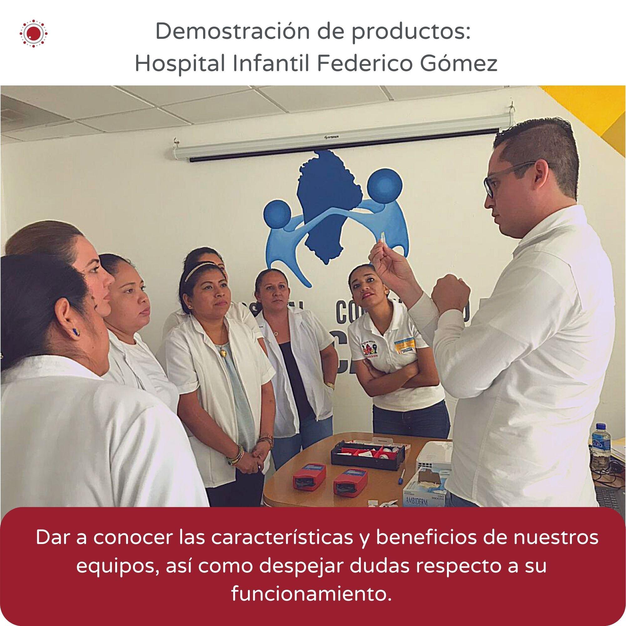 REBIO-Hospital Infantil Federico Robles